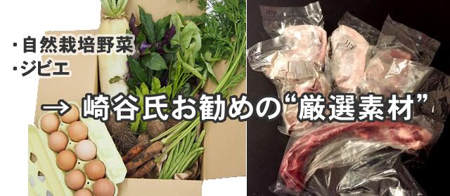自然栽培野菜・ジビエ販売