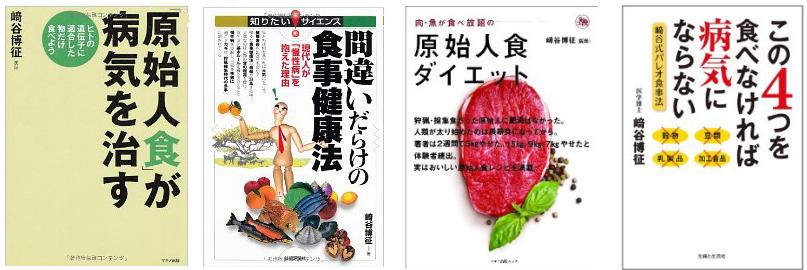 パレオダイエット(原始人食)に関する書籍はこちら(Amazonへリンク)